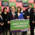 Tim Grover Danielle Smith Edmonton-Whitemud by-election 2014 3
