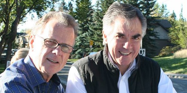 Jim Prentice Gordon Dirks Calgary Elbow By-Election Alberta