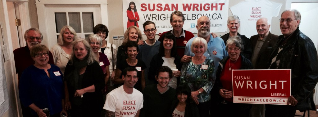 Susan Wright Calgary Elbow by-election
