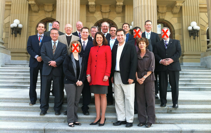 Alberta Wildrose Caucus MLA