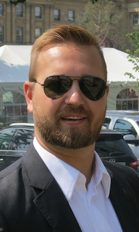 Derek Fildebrandt Alberta Taxpayers