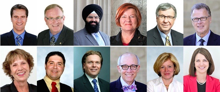 12 Alberta MLAs to watch in 2015