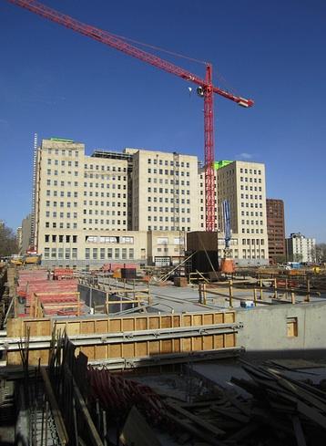 Federal Building Edmonton Alberta