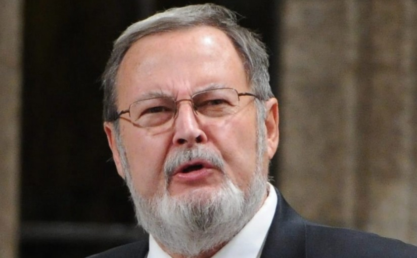 Peter Goldring MP Edmonton