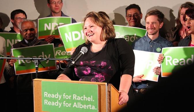 Sarah Hoffman Edmonton Rachel Notley NDP