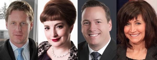 Byron-Nelson-Cristina-Stasia-Chris-Labossiere-Marie-Renaud-Alberta-Election
