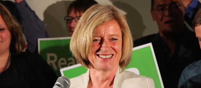 Alberta NDP leader Rachel Notley NDP Leader Alberta