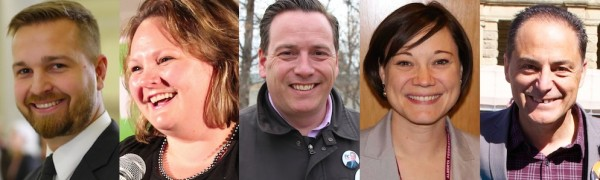Some candidates to watch on Election Night: Derek Fildebrandt, Sarah Hoffman, Chris Labossiere, Shannon Phillips and Joe Ceci.