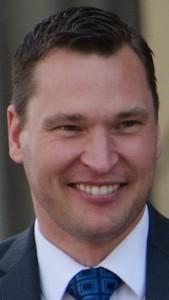 Deron Bilous Edmonton Alberta MLA Minister