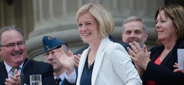 Rachel Notley Alberta NDP Premier