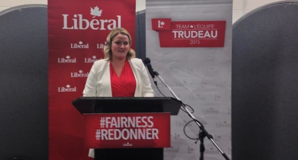 Haley Brown won a contested Liberal nomination race in Calgary-Midnapore.