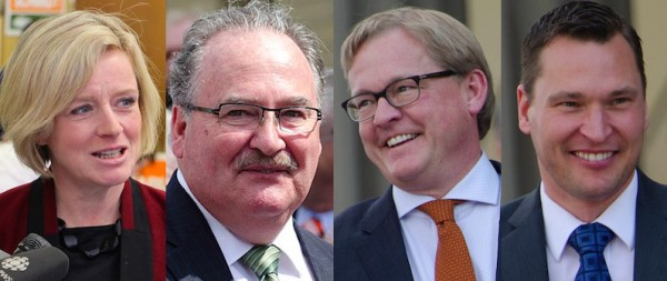 Rachel Notley Brian Mason David Eggen Deron Bilous NDP MLA Alberta