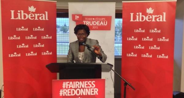 Beatrice Ghettuba Liberal St Albert Edmonton