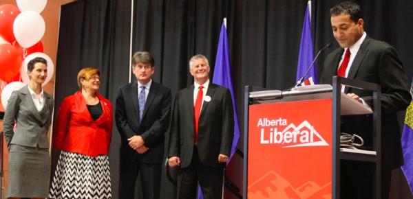 Alberta Liberal Party Leadership Raj Sherman