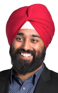 Arundeep Sandhu Edmonton By-election ward 12