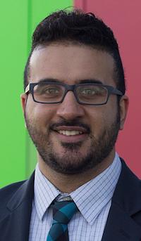 Irfan Chaudhry Edmonton Ward 12 byelection