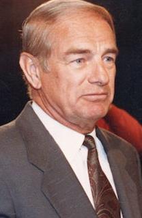 Don Getty Premier of Alberta