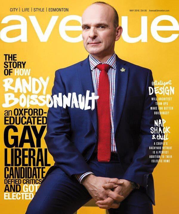 Randy Boissonnault Edmonton-Centre Liberal MP