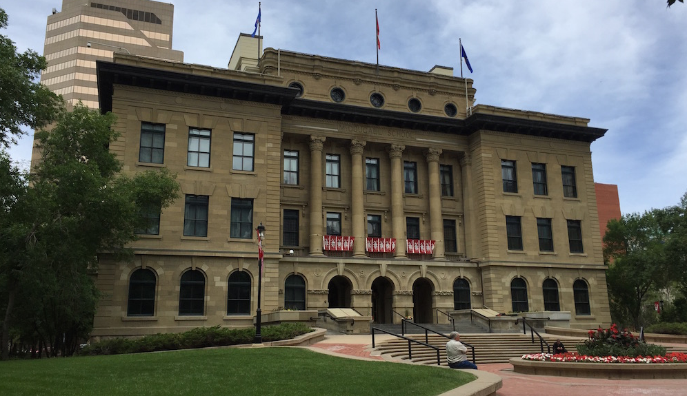The McDougall Centre in Calgary