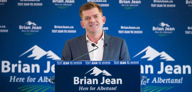 Brian Jean United Conservative Party Leadership Wildrose