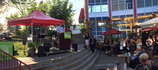 Don Iveson Mayor Edmonton 2017 election
