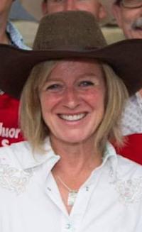 Rachel Notley Calgary Stampede Alberta