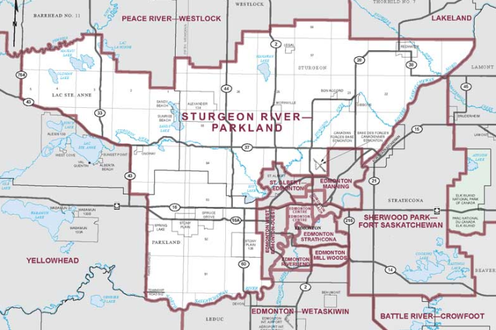 Sturgeon River-Parkland by-election.