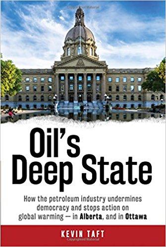 Oils Deep State Kevin Taft Alberta