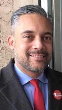 David Khan Alberta Liberal Party Leader