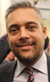 David Khan Alberta Liberal Party Leader