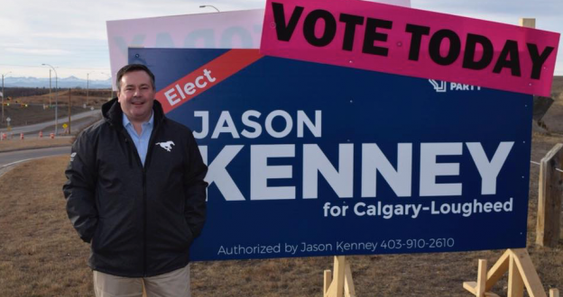 Jason Kenney Calgary-Lougheed by-election