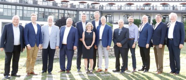 Canada's Premiers, July 2018 (photo source: Rachel Notley's twitter)