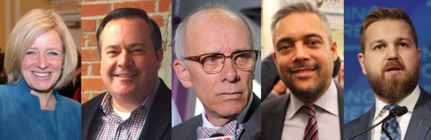 8978719a62e Who might and might not be invited to the Leaders  Debate in Alberta s 2019  election