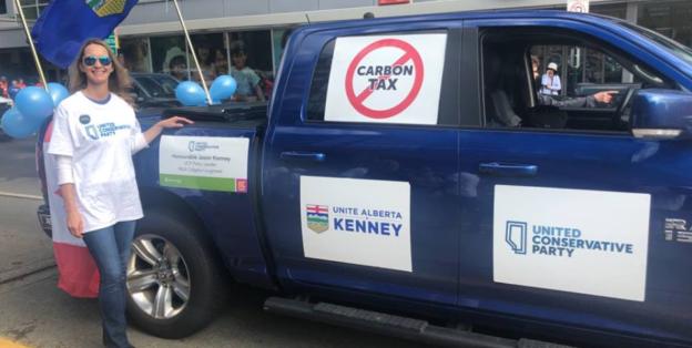 Karen Principe UCP Edmonton Decore Alberta Election 2019