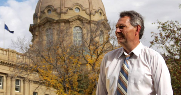 Richard Starke Vermilion Lloydminster Independent MLA Alberta