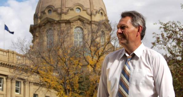 Richard Starke Vermilion Lloydminster Independent MLA Alberta