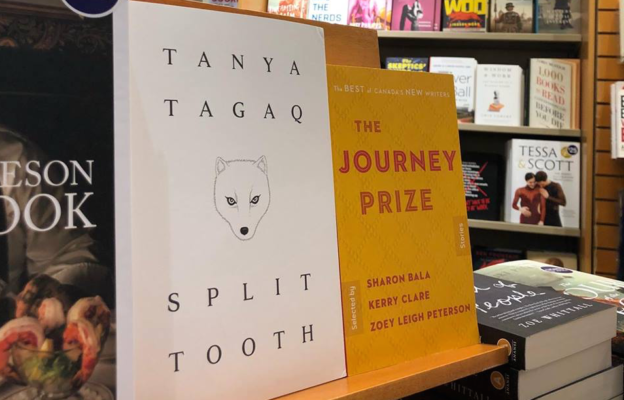 Tanya Tagag Split Tooth