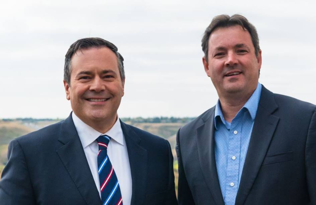 Jason Kenney Randy Kerr Calgary Beddington UCP