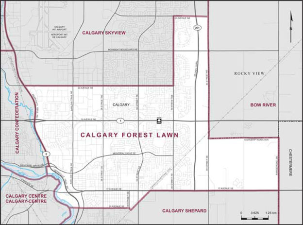 Calgary-Forest Lawn
