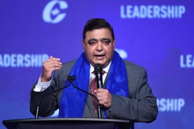 Deepak Obhrai, Calgary-Forest Lawn MP