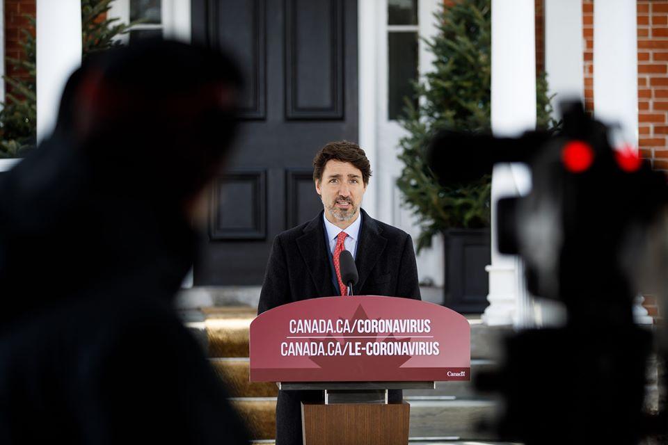 Prime Minister Justin Trudeau (Source: Facebook)