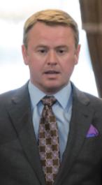 Tyler Shandro Alberta Health Minister Calgary Acadia