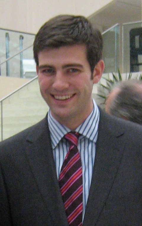 Don Iveson in 2007 (photo: Dave Cournoyer)
