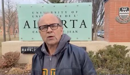 RIck Peterson Edmonton-Strathcona