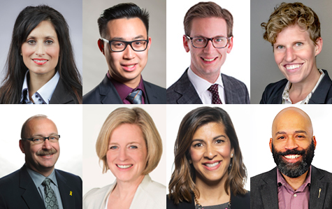 Best of Alberta Politics 2020: Leela Aheer, Thomas Dang, Nate Glubish, Janis Irwin, Ric McIver, Rachel Notley, Rakhi Pancholi, David Shepherd
