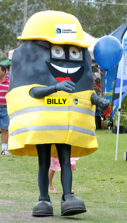 Billy Briquette