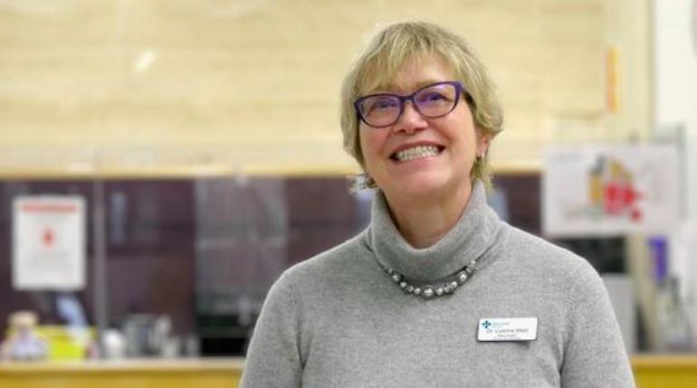 Dr Luanne Metz Alberta NDP Calgary Varsity