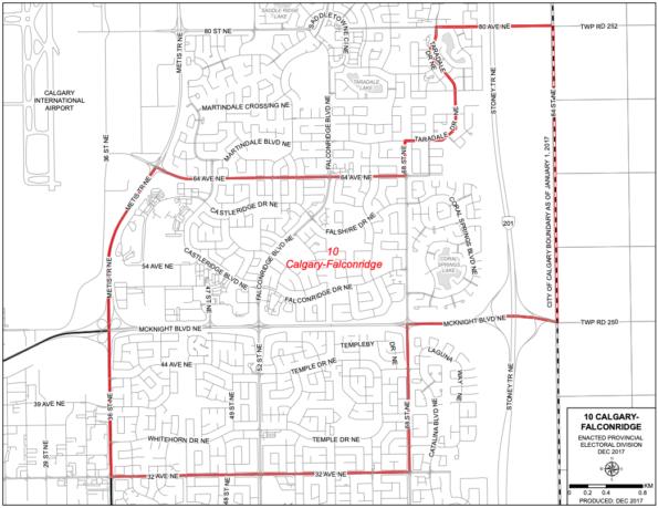 Calgary-Falconridge (source: Elections Alberta)