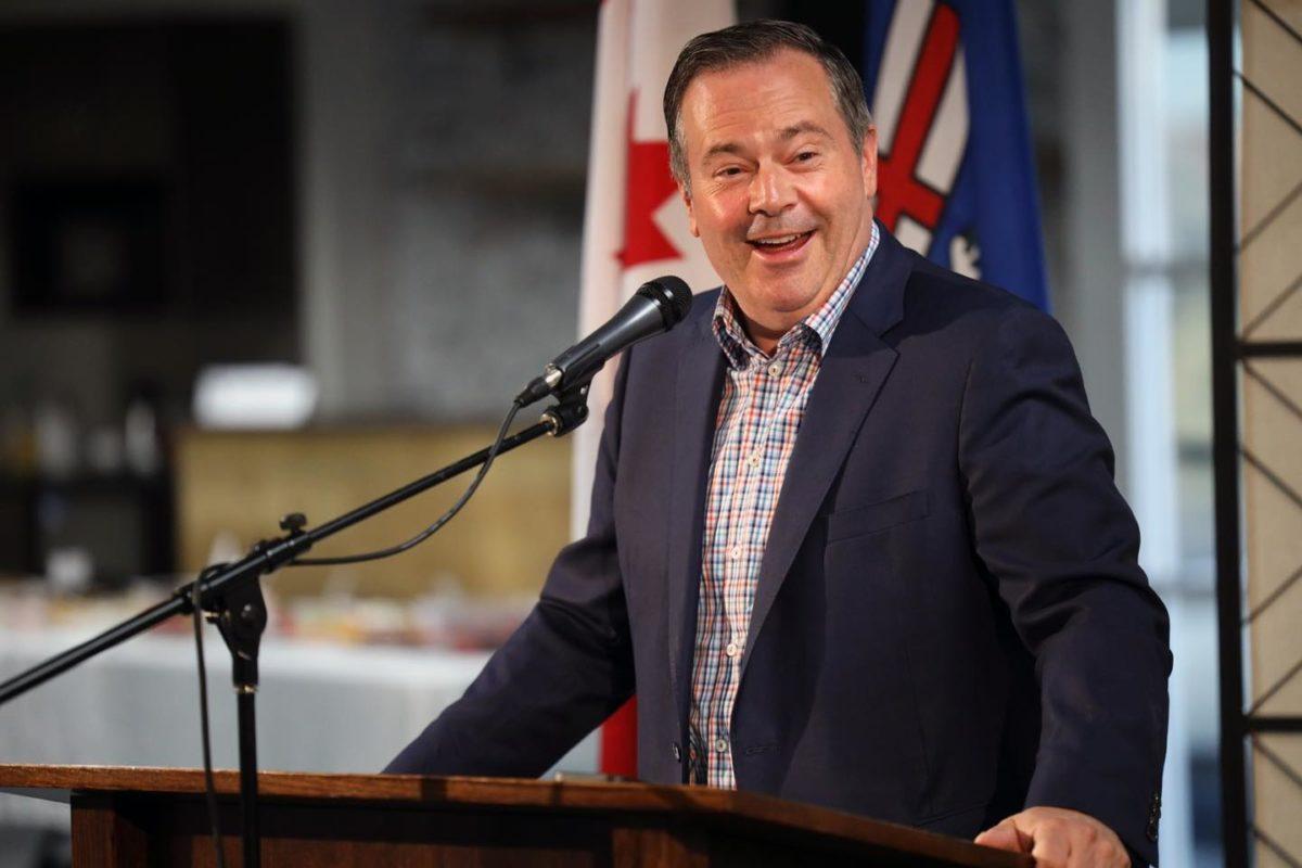 Alberta Premier Jason Kenney (source: Facebook)