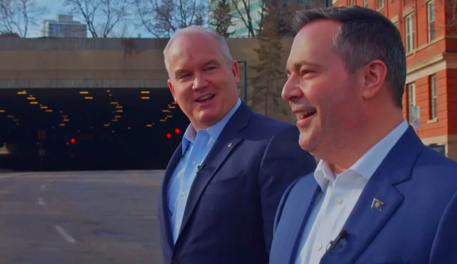 It is unlikely that Premier Jason Kenney will be joining Conservative leader Erin O'Toole when he visits Edmonton-Centre tomorrow.